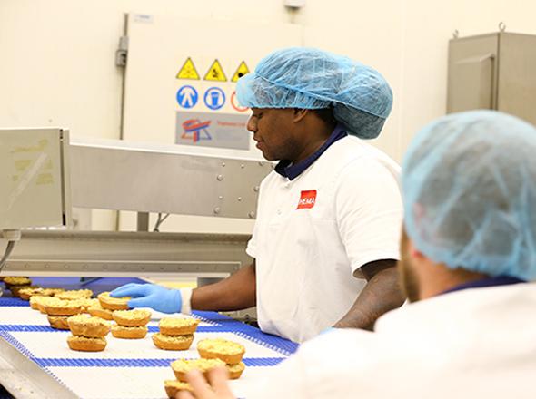 werken in de bakkerij